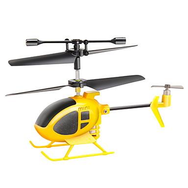 olcso különleges ajánlatok-SYMA S6 3CH A világ legkisebb RC helikopter Gyro