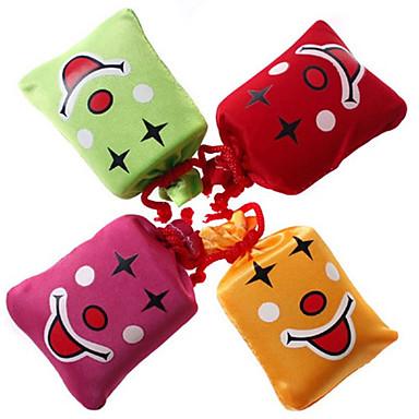 رخيصةأون مخففات التوتر-دفع واضحك الوجه المبتسم حقيبة الإجهاد المخلص نكتة العملي (لون عشوائي، 8x7x3cm، 1PCS)