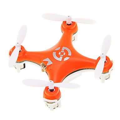 olcso különleges ajánlatok-RC Drón Cheerson CX-10 RTF 4CH 6 Tengelyes 2,4 G RC quadcopter 360 Fokos Forgás / Upside Down Flight / Vision Positioning RC Quadcopter / Távirányító / USB kábel / Lebeg / CE / Lebeg