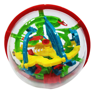Mingi Labirint mingea Distracție Plastic Clasic Pentru copii Băieți Fete Jucarii Cadou