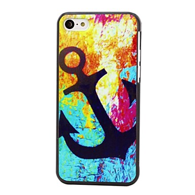 cute iphone 5c cases elonbo j5b retro anchor back cover for 1930