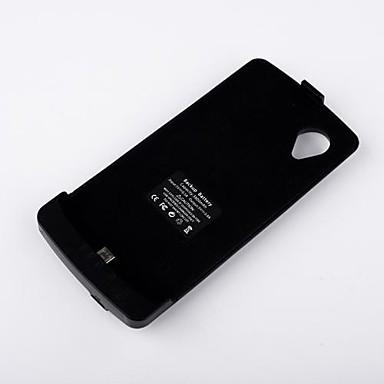 Maska Pentru LG Nexus 5 / E980 Carcase cu Suport Culoare solidă Plastic pentru