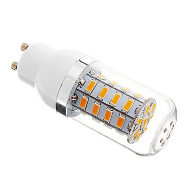 1 buc 5 W Becuri LED Corn 350-400 lm E14 G9 GU10 T 36 LED-uri de margele SMD 5730 Intensitate Luminoasă Reglabilă Alb Cald Alb Rece Alb Natural 220-240 V 110-130 V
