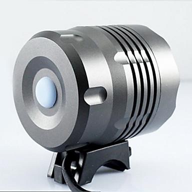 3 Frontale Lumini de Bicicletă LED Cree® XM-L T6 5 emițători 6000/4000 lm 3 Mod Zbor cu Încărcător Rezistent la apă Reîncărcabil Ciclism Multifuncțional Negru