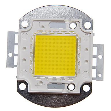 halpa LED-tarvikkeet-zdm 1kpl diy 100w 9000-10000lm luonnollisesti valkoinen 4000-4500k valo integroitu LED-moduuli (dc33-35v 2.8a) katuvalaisin heijastavan kuparilanka kultaisen lankahitsauksen