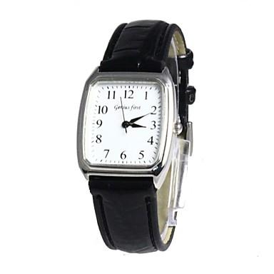 Pentru femei Piața de ceas Quartz Negru