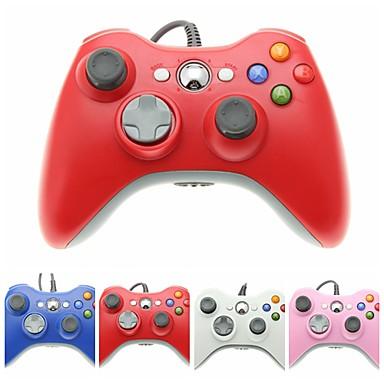 olcso Xbox 360 kontrollerek-Vezetékes játékvezérlő Kompatibilitás Xbox 360 ,  játékvezérlő ABS 1 pcs egység