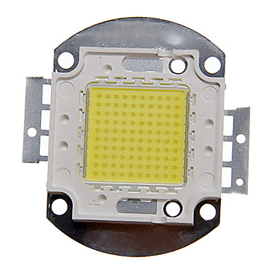 zdm ™ diy 100w led integrat / performanță ridicată 9000-9500lm alb rece 6000-6500k lumină modul integrat led (32-35v 2.6-3.0a)