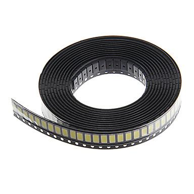 zdm® 500pcs smd 5730 45-50 lm 3 v cilindru de accesorii din aluminiu
