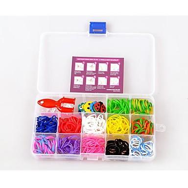 Curea din Cauciuc Bijuterii Instrumente și echipamente Reșină DIY bijuterii 8.0*9.0*1.0 0.04