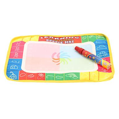 olcso rajz Toys-Doodle Mat a Pen Intelligence Development