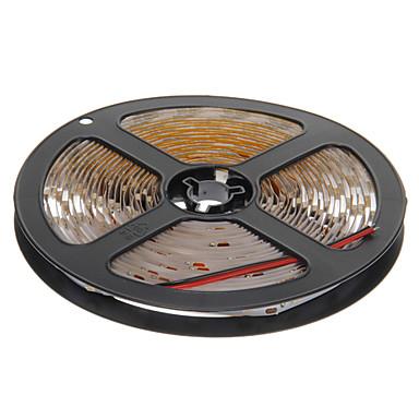 z®zdm 5m 24W 300x3528smd lumină roșie lampă de LED-uri benzi (dc 12v)