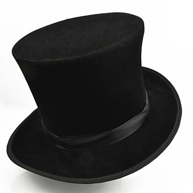 olcso Bűvészkellékek-Cloth Black Magic hajtogatott Hat Vanish trükkök