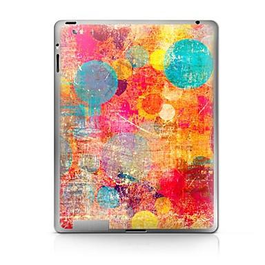 1 piesă Protecție Spate pentru culoare Gradient iPad 2 / iPad 3 / iPad 4