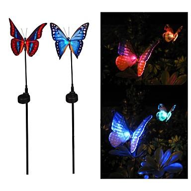 1 LED-uri Dip Led Solar / Decorativ / Crăciun decor de nunta 2 V 2pcs