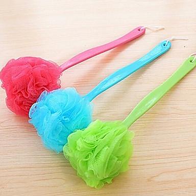 Недорогие Все для здоровья и личного пользования-Красочные Длинные ручки Ванна щетки
