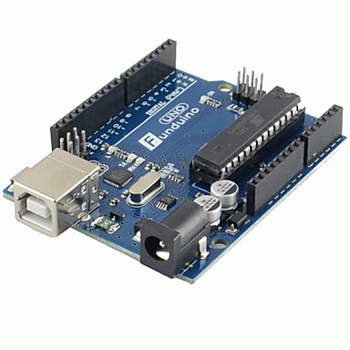 1PCS (For Arduino) UNO R3 Development Board Newest 2012 New Version & USB Cable (50 cm)