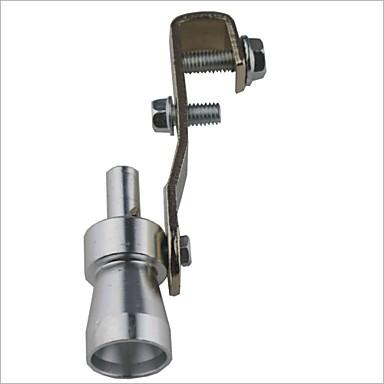 olcso Kipufogórendszerek-Car Turbo Sound fütyülős Turbófeltöltő - Ezüst (méret S)