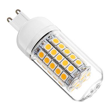 1 buc 5.5 W Becuri LED Corn 450-500 lm E14 G9 B22 T 59 LED-uri de margele SMD 5050 Alb Cald Alb Rece Alb Natural 220-240 V