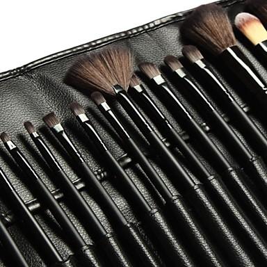 Profesional Machiaj perii Seturi perie 18pcs Păr sintetic / Perie Fibre Artificiale Pensule de Machiaj pentru Set Pensule Machiaj