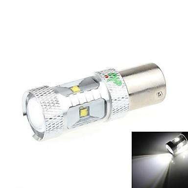 Недорогие Огни для авто-1156 Автомобиль SMD LED 6000-6500 k Лампы сигнала поворота / Стоп-сигналы / Фонарь заднего хода