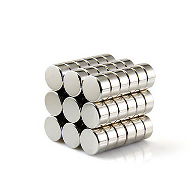 10 pcs 10*10*5mm Jucării Magnet Lego Super Strong pământuri rare magneți Magnet Neodymium Puzzle cub Magnet Magnetic Pentru copii / Adulți Băieți Fete Jucarii Cadou