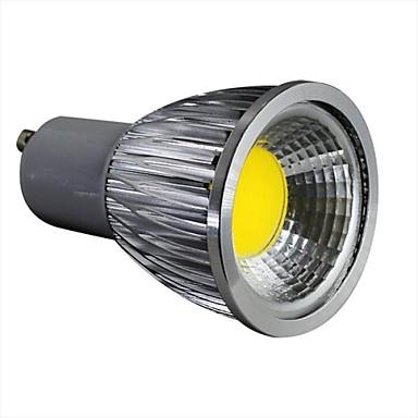 GU10 5 W 1 COB 450LM LM Alb Cald/Alb Rece Reglabil Spoturi AC 100-240 V