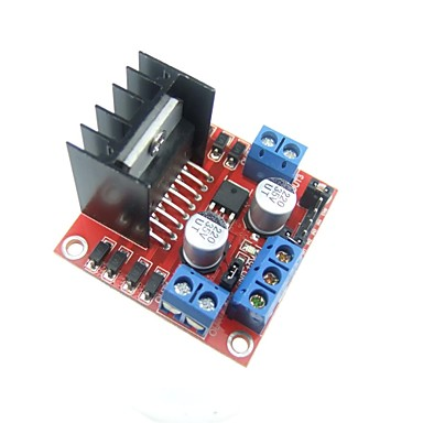L298n dual h bridge stepper motor driver controller board for Driving stepper motor with arduino