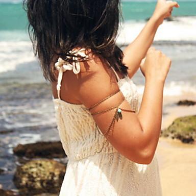 Pentru femei Bijuterii de corp Lanț de Talie / Corp lanț / burtă lanț Bronz Teak Costum de bijuterii Pentru Zilnic / Casual 1.0*1.0*1.0 cm Vară