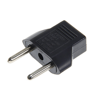 olcso Tápegységek & tápkábelek-lapos és kerek tápkábel átalakító AC dugó adapter / tápkábel magas minőségű, tartós