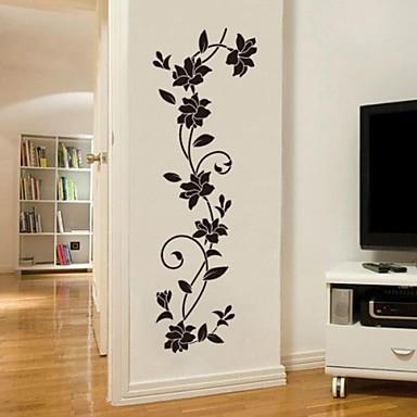 Romance Fashion Botanical Wall Stickers Plane Wall Stickers Decorative Wall  Stickers, Vinyl Home Decoration Wall Decal Wall 1708578 2018 U2013 $3.99