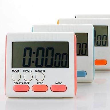 99 de minute ceas de bucatarie ceas digital mare ecran electronic cronometru ceas numaratoare