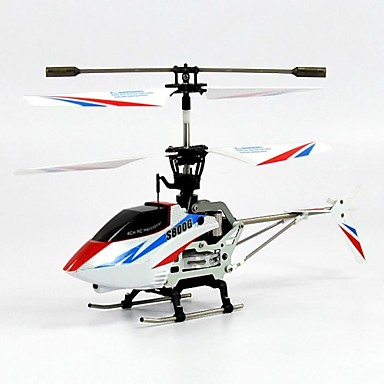 RC elicopter S800G 4ch Motor electric cu Perii Nu Gata-de-drum
