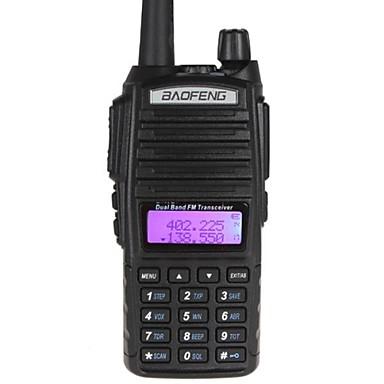 Baofeng UV-82L Handheld  Dual Band 1800mAh  Two Way Radio Ham Handheld Walkie Talkie Dual PTT