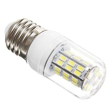 SENCART 1 buc 8 W Becuri LED Corn 1200 lm E26 / E27 T 42 LED-uri de margele SMD 5730 Alb Rece 100-240 V