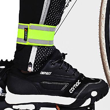 olcso Nuckily-Nuckily Biztonság / Állítható Fényvisszaverő pánt / biztonsági reflektorok mert Kerékpározás / Futás