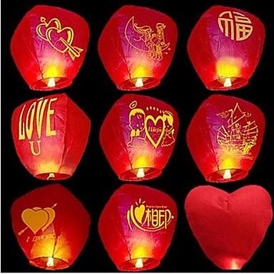 olcso repülő kütyük-Fitness játékok Sky Lanterns (Random Color) Móka Uniszex Fiú Lány Játékok Ajándék