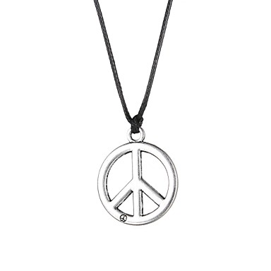 Fashion stainless steel peace symbol pendant necklace christmas fashion stainless steel peace symbol pendant necklace christmas gifts 1692701 2018 399 aloadofball Images
