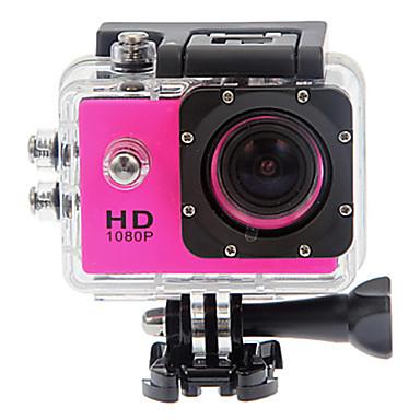 olcso Sport kamerák-SJ4000 Akciókamera / Sport kamera GoPro videonapló Vízálló / Ütésvédelem / Minden egyben 32 GB 12 mp 4000 x 3000 Pixel Búvárkodás / Szörfözés / Univerzalno 1.5 hüvelyk CMOS 30 m