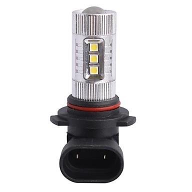 9006 Mașină Alb 80W 6000-6500 Lumini de ceață