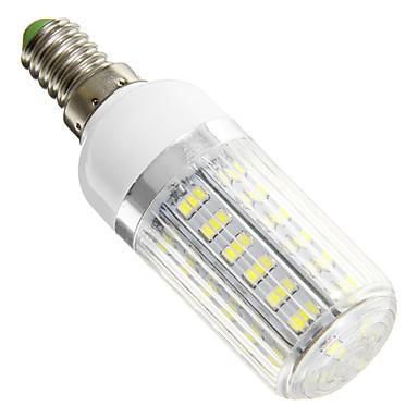 ywxlight® e14 5730smd 42LED rece led condus bec lumini porumb bulb candelabru lumânare lumina ac 220-240 v