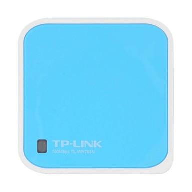 TP-LINK TL-WR703N Mini portabil 11N 150Mbps Wi-Fi routere 3G wireless