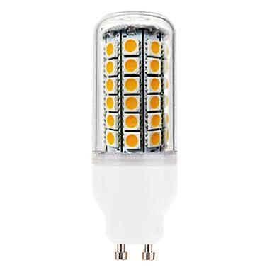 1 buc 6 W Becuri LED Corn 500LM E14 G9 GU10 T 69 LED-uri de margele SMD 5050 Decorativ Alb Cald Alb Rece Alb Natural 220-240 V / RoHs