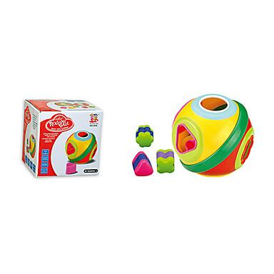 olcso puzzle játékok-gömb gyerekek épületben blokkok játékok