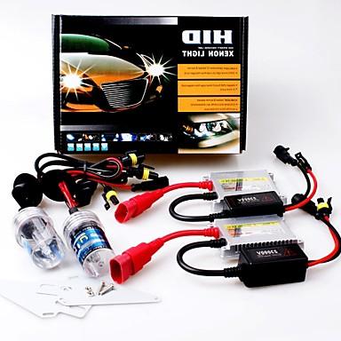 voordelige Autokoplampen-H1 Automatisch Lampen 55 W Koplamp Voor Volkswagen / Toyota / Mercedes-Benz