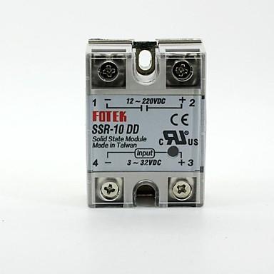 FOTEK Solid State Relay SSR10DD DCDC 10A 332VDC 12220VDC 1789674