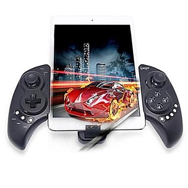 olcso Fortnite tartozékok-ipega pg9023 vezeték nélküli játékvezérlő táblagéphez / okostelefonhoz, erőteljes támadás, bluetooth mini / játékfogantyú játékvezérlő abs 1 db egység