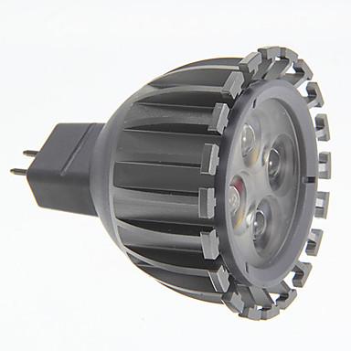 3000 lm GU5.3(MR16) Spoturi LED MR16 led-uri Alb Cald AC 12V DC 12V