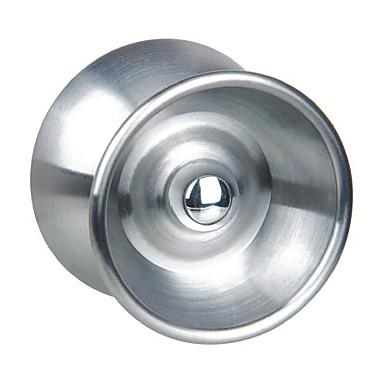 olcso Jojók-lebegés golyóscsapágy rozsdamentes acél jojó játék (ezüst)