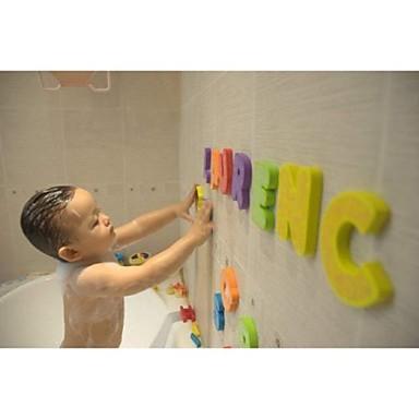 olcso Math játékok-28 db Munchkin fürdő tanul leveleket& számok stick baby fürdőszoba játék